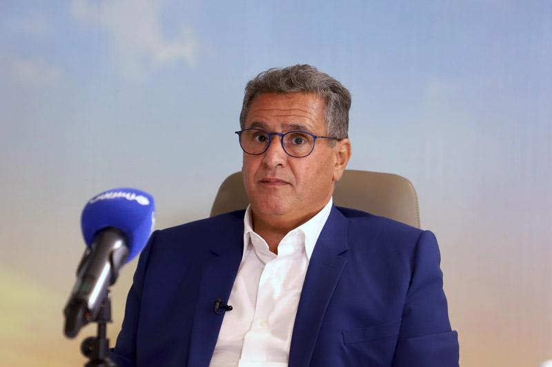 Akhannouch préfère ne pas répondre à Benkirane par respect aux institutions